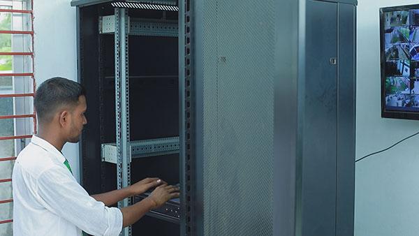 Khantex Server Room